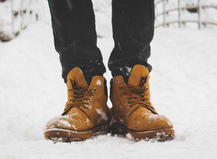Zapatos para Hombre tipo Botas