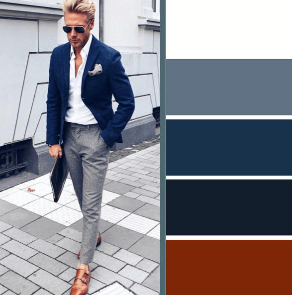 Cómo combinar colores fríos