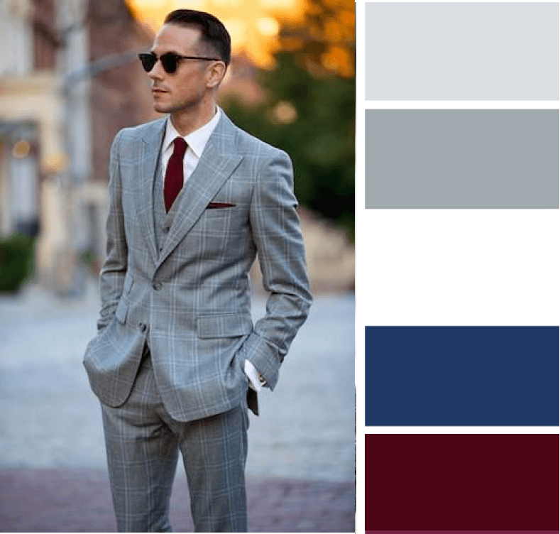 Cómo combinar colores de ropa básicos