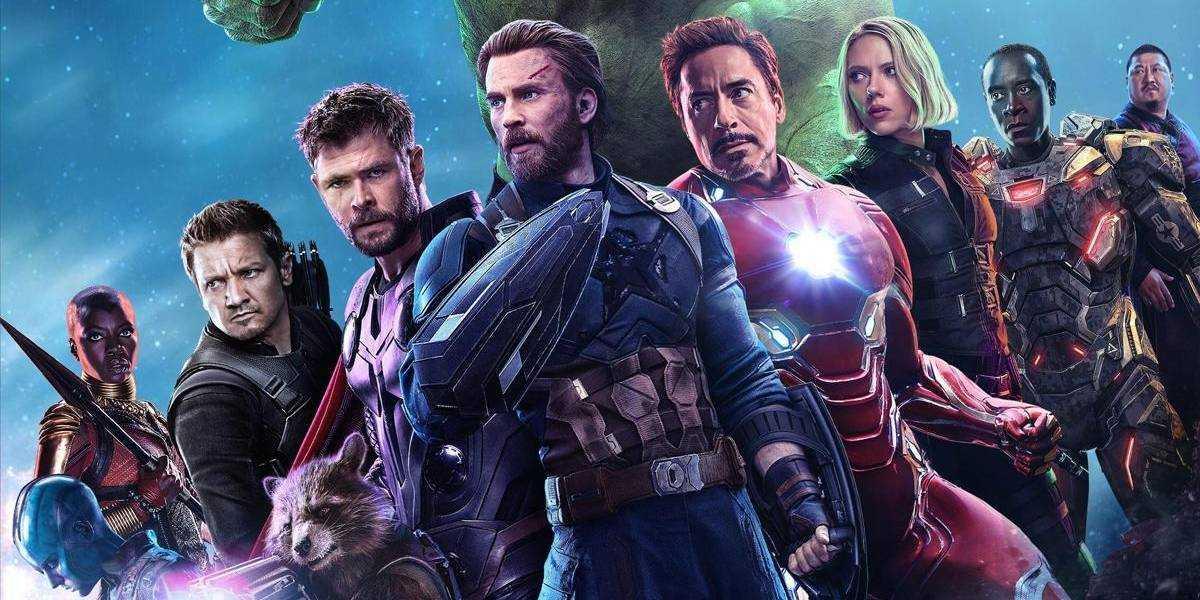 Películas de Superhéroes 2019