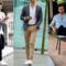 Tenis blancos, el calzado multifacético para hombre