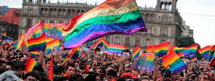 la bandera gay