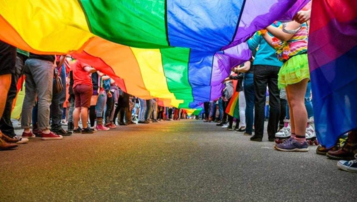 bandera del orgullo LGBT