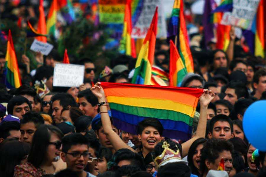 marcha gay nacional