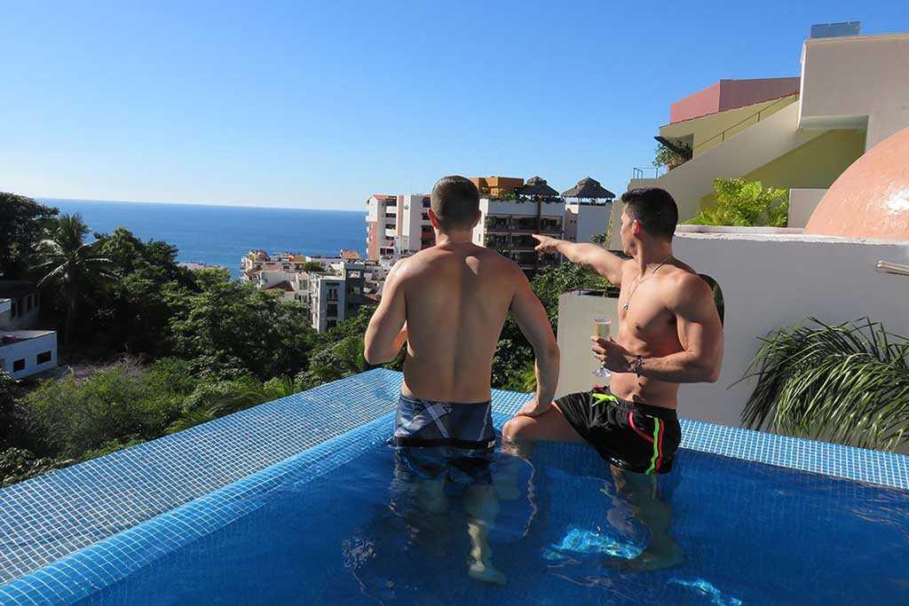 hoteles gay en Cancún