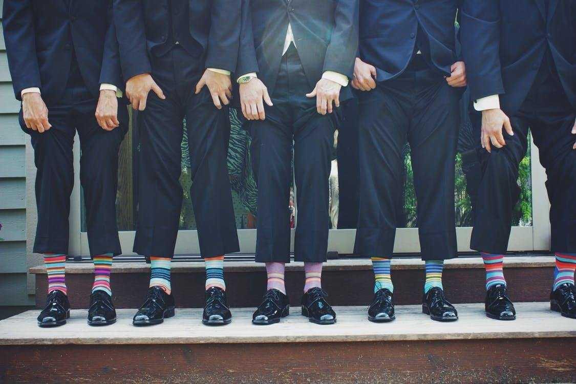 padrinos de boda gay