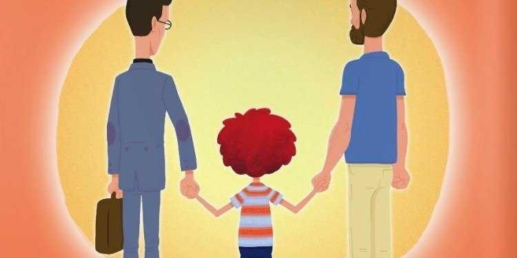 la adopción homoparental