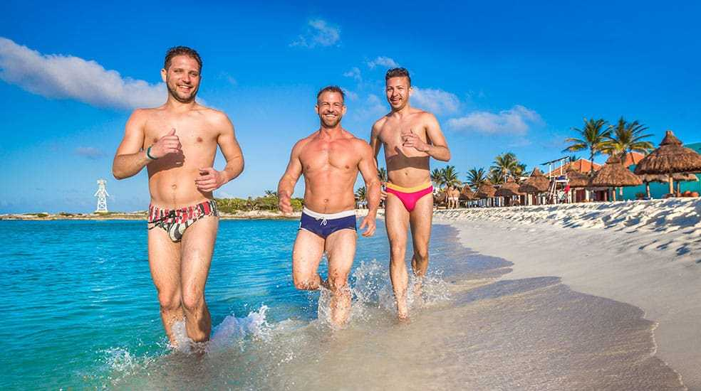 Turismo gay en Cancún